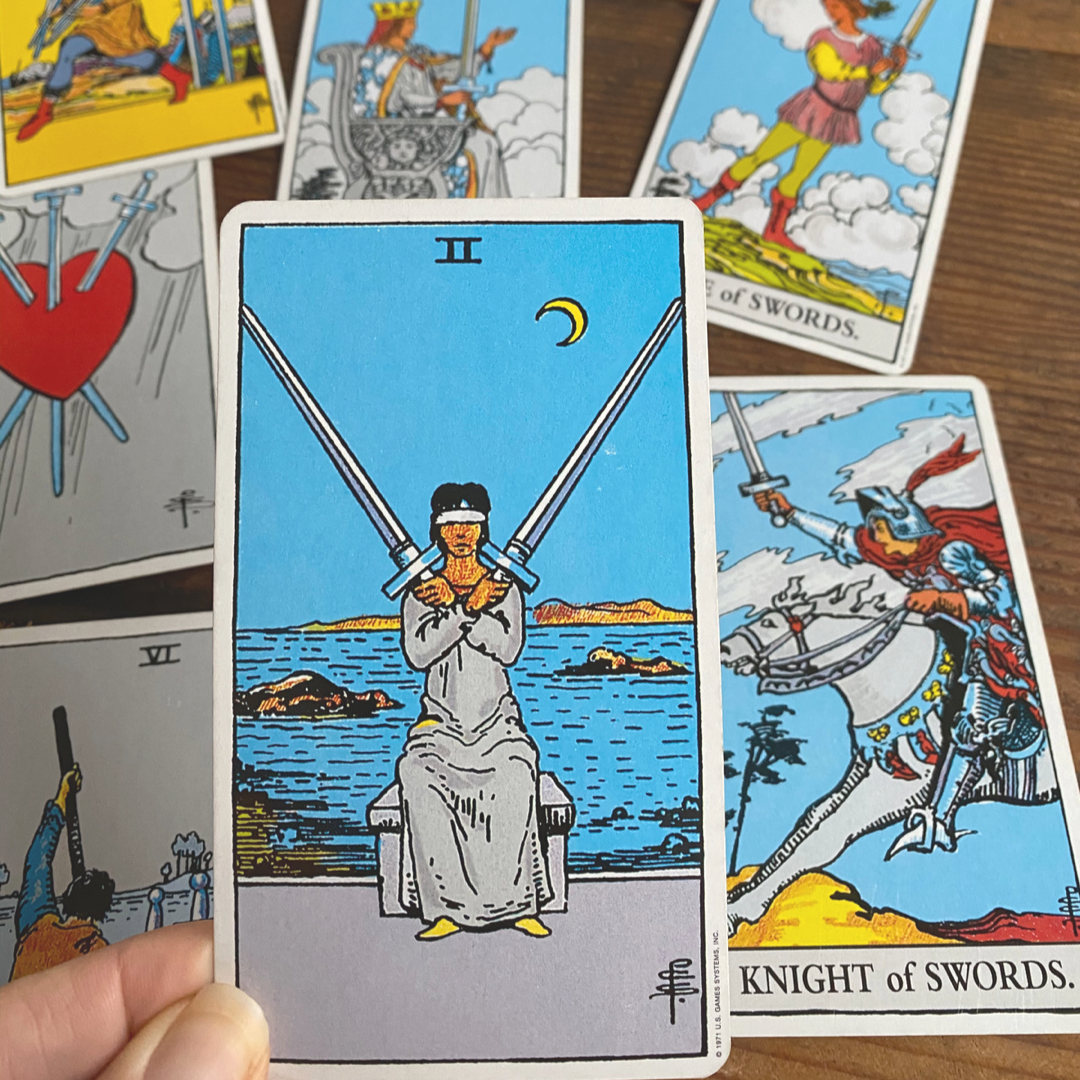 Leave Unwell Enough Alone: My case against Tarot re-pulls